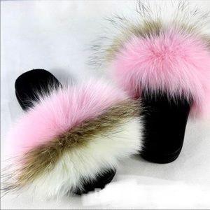 Shoes - Mink slides